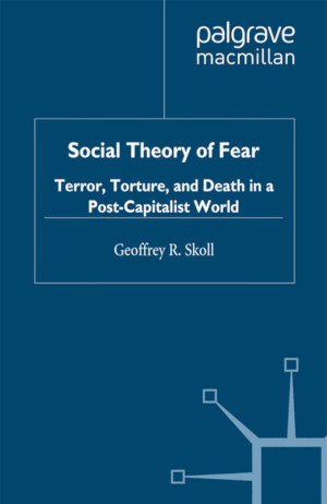 Social Theory of Fear