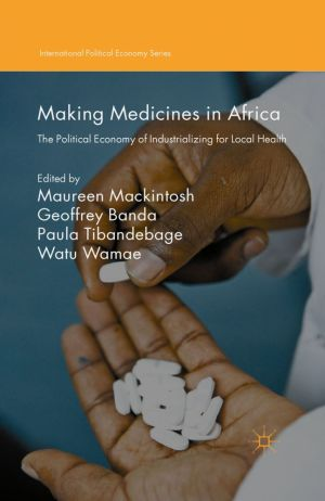 Making Medicines in Africa