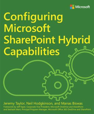 Configuring Microsoft SharePoint Hybrid Capabilities