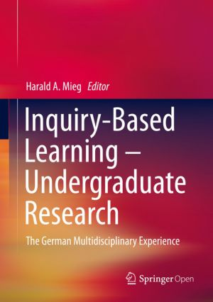 Inquiry-Based Learning - Undergraduate Research