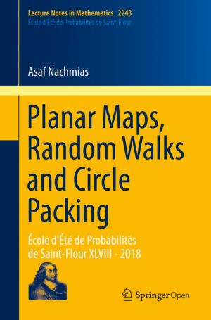 Planar Maps, Random Walks and Circle Packing
