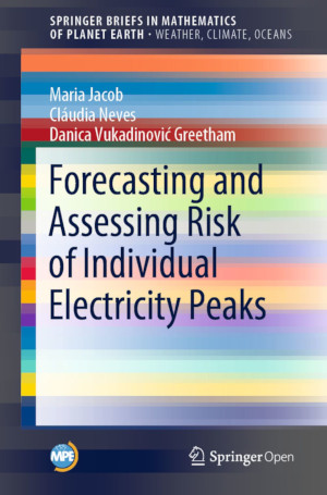 Forecasting and Assessing Risk of Individual Electricity Peaks