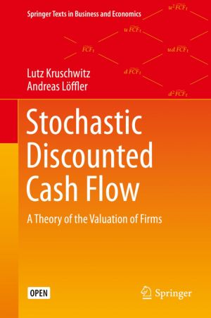 Stochastic Discounted Cash Flow
