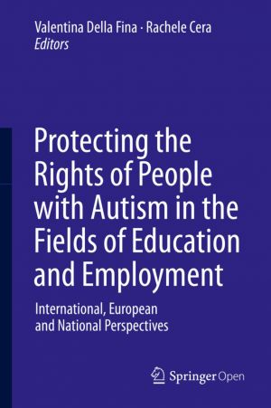 Protecting the Rights of People with Autism in the Fields of Education and Employment