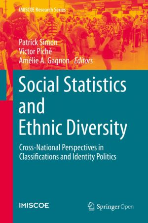 Social Statistics and Ethnic Diversity