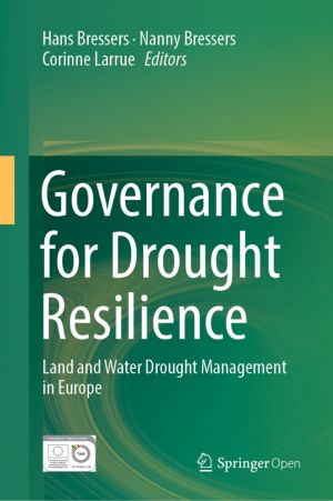 Governance for Drought Resilience