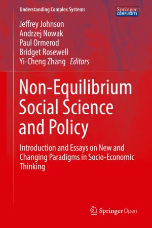Non-Equilibrium Social Science and Policy