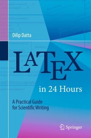 LaTeX in 24 Hours