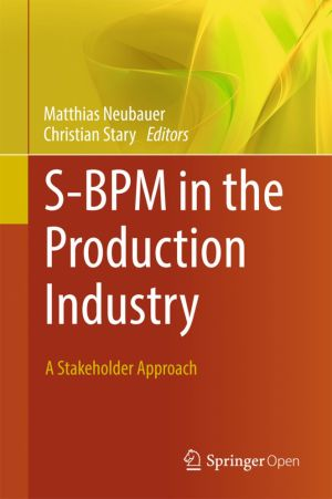 S-BPM in the Production Industry
