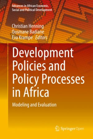 Development Policies and Policy Processes in Africa