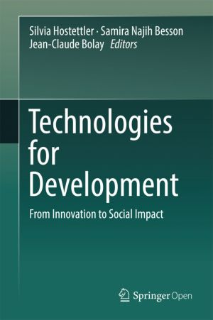 Technologies for Development